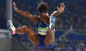 Ολυμπιακοί Αγώνες 2016 - Στίβος: Η Μπαρτολέτα νίκησε Ρίις και Σπάνοβιτς στο μήκος