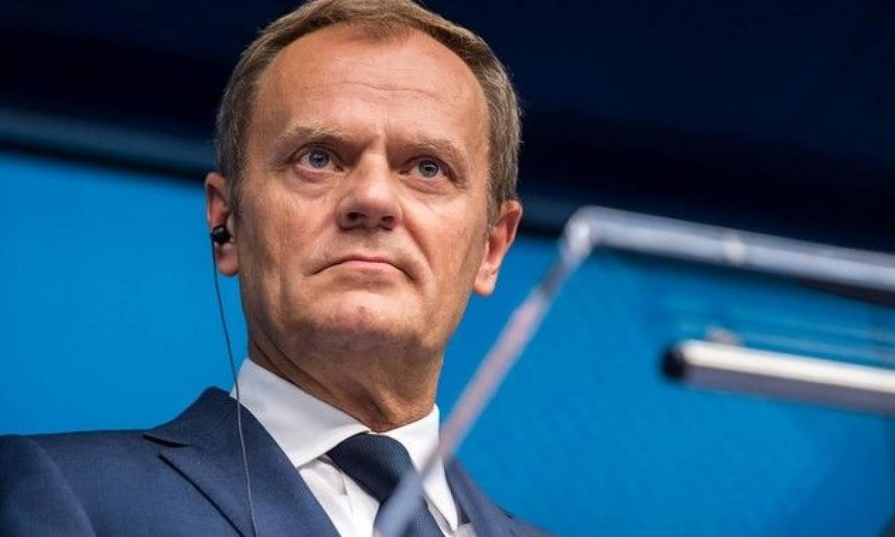 Ο Τουσκ θεωρεί «αναξιόπιστες» τις κατηγορίες της Ρωσίας σε βάρος της Ουκρανίας