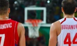 Ρίο 2016: Κουμάντο κάνουν οι Σέρβοι