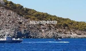 Σοκ στην Αίγινα: Πνίγηκε ο καπετάνιος του τουριστικού σκάφους