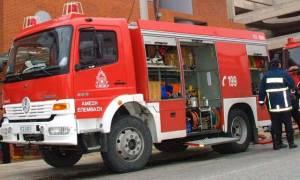 Φωτιά σε γηροκομείο στον Πειραιά - Νεκρή μία ηλικιωμένη