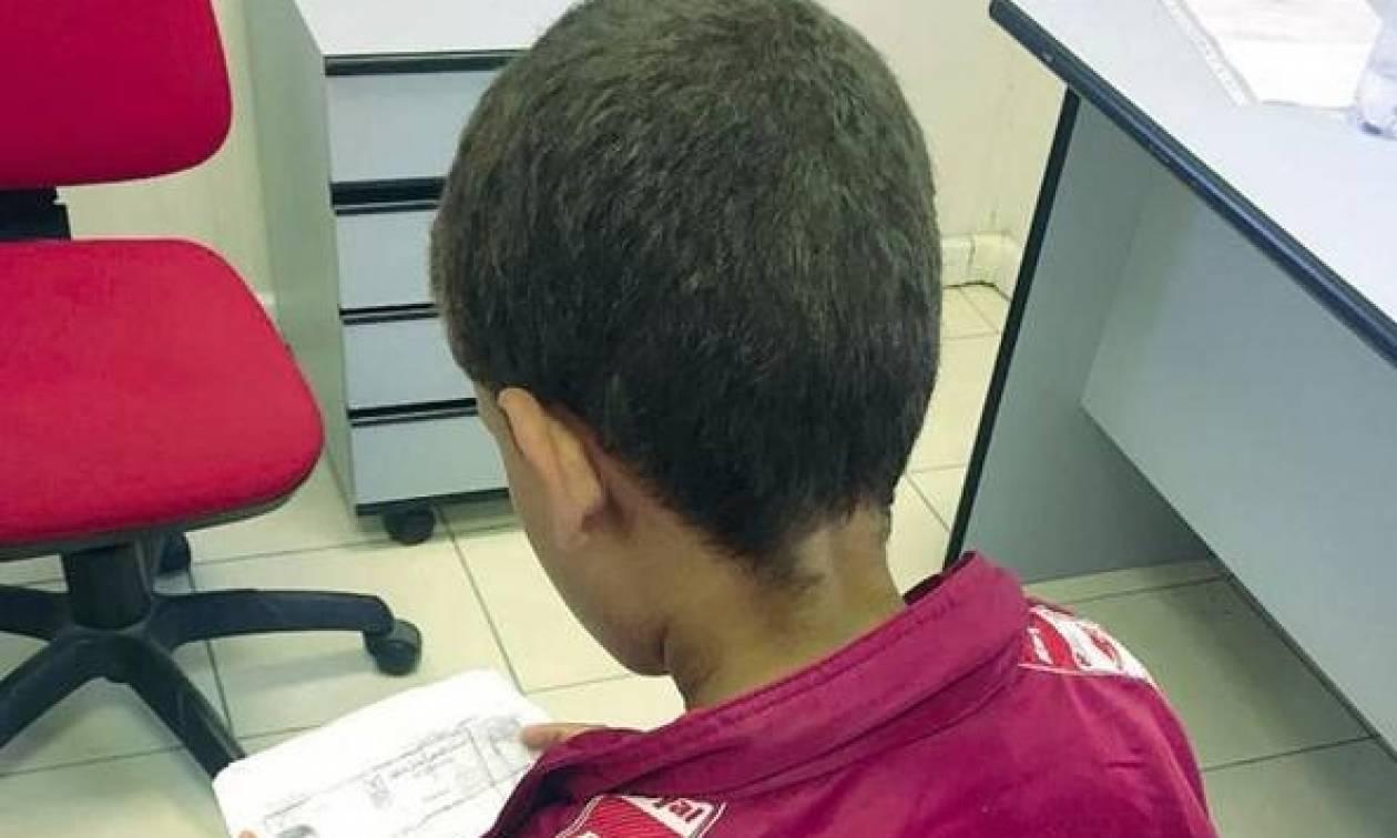 Συγκινητικό: 13χρονος διέσχισε τη Μεσόγειο για να βρει γιατρό στον αδερφό του