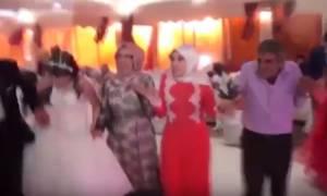 «Ματωμένος γάμος» στην Τουρκία: Έκρηξη σε γλέντι - Έτρεχαν πανικόβλητοι οι καλεσμένοι (vid)