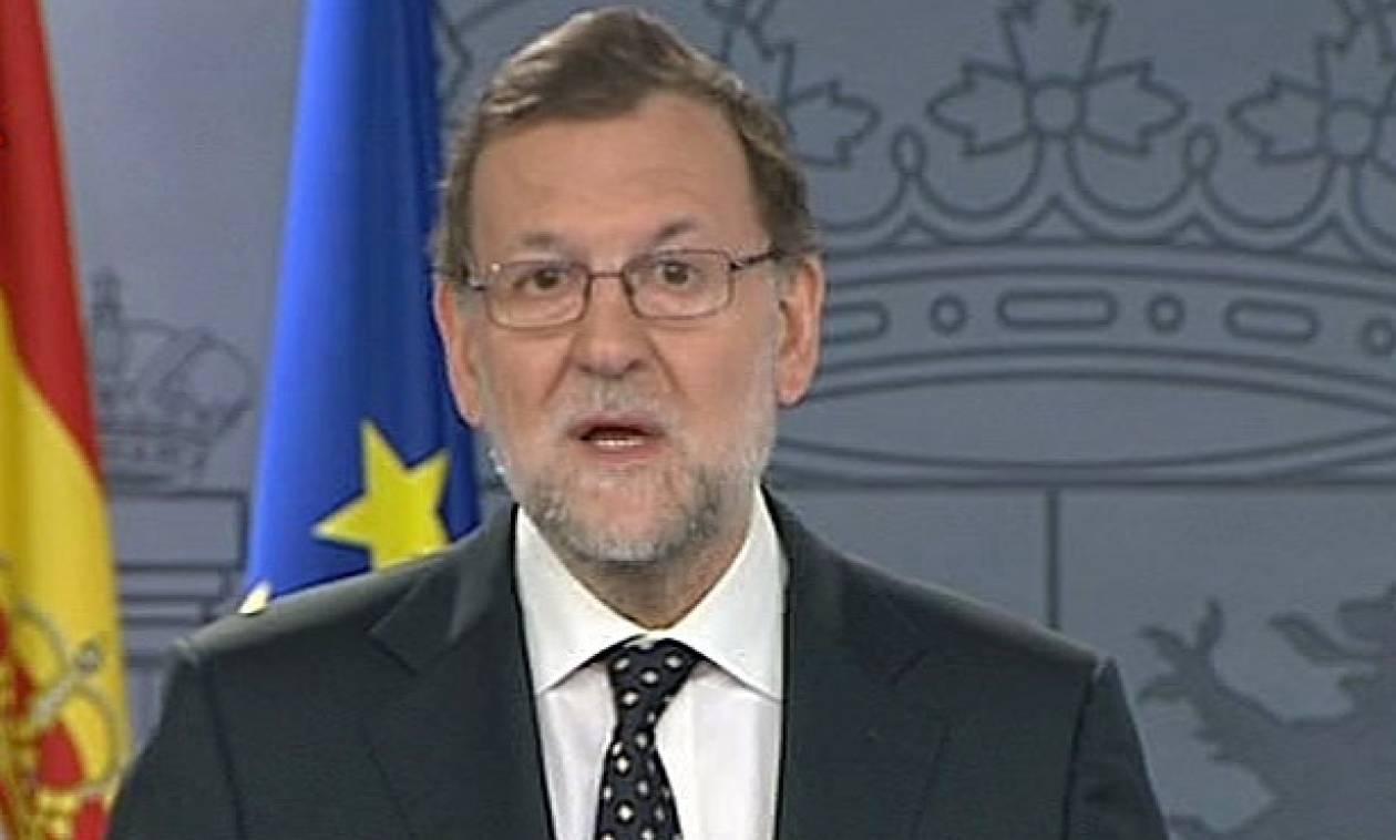 Ισπανία: Στις 30 Αυγούστου η ψηφοφορία για την παροχή ψήφου εμπιστοσύνης στον Ραχόι