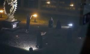 Παγκόσμιο σοκ: Βίντεο ντοκουμέντο από σατανιστική τελετή ανθρωποθυσίας στο Cern!