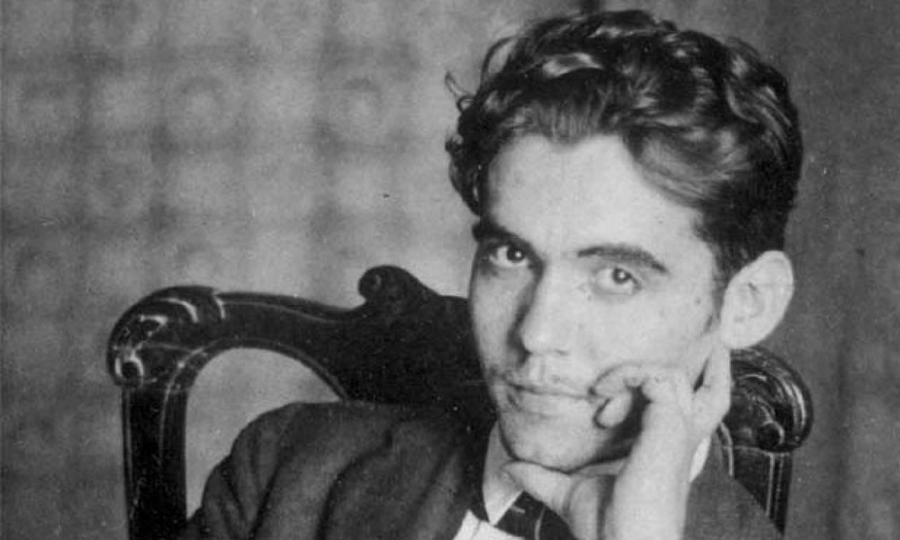 Σαν σήμερα το 1936 δολοφονήθηκε ο Φεδερίκο Γκαρθία Λόρκα
