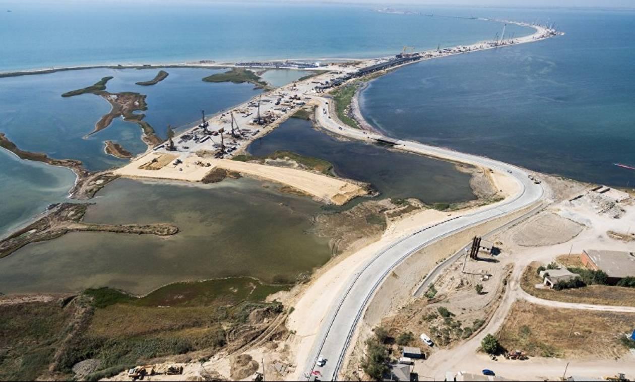 Μεγάλη ανακάλυψη: Βρέθηκε ελληνικό φρούριο 2.000 χρόνων στην Κριμαία (vid)