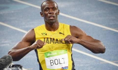 Ολυμπιακοί Αγώνες 2016 - Στίβος: Ο ΜΥΘΙΚΟΣ Γιουσέιν Μπολτ πήρε το χρυσό και στα 200 μέτρα! (vid)