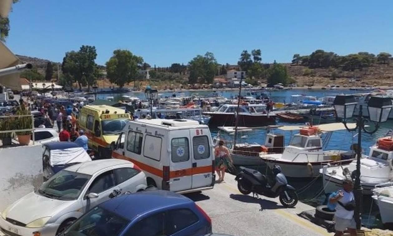 Αναγνωρίστηκε και ο τέταρτος νεκρός της ναυτικής τραγωδίας στην Αίγινα