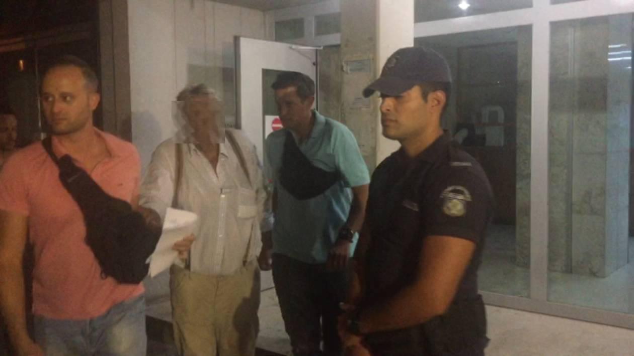 Τραγωδία στην Αίγινα: Σε κατ' οίκον περιορισμό ο 77χρονος οδηγός του ταχύπλοου