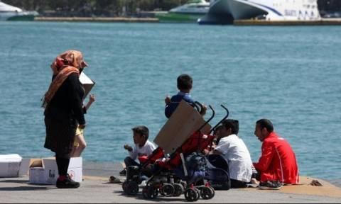 Μυτιλήνη: Συνολικά 106 πρόσφυγες έφτασαν στα νησιά του Β.Αιγαίου