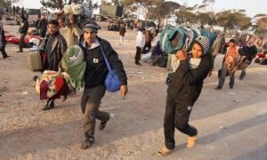 Λιβύη: Περισσότεροι από 2,4 εκατ. άνθρωποι έχουν ανάγκη από βοήθεια