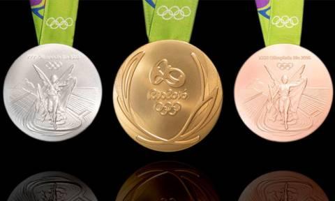 Ολυμπιακοί Αγώνες 2016:  Πέμπτη καλύτερη επίδοση για την Ελλάδα στο Ρίο!