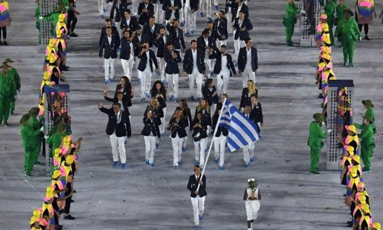 Ολυμπιακοί αγώνες 2016: Ποιος θα είναι σημαιοφόρος της Ελλάδας στην τελετή λήξης