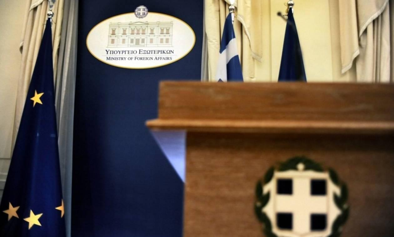 Το ΥΠΕΞ καταδικάζει την νέα τρομοκρατική επίθεση στην Τουρκία