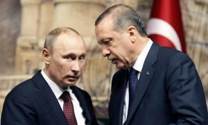 Ρωσία: Τηλεφωνική επικοινωνία Πούτιν με Ερντογάν για τη βομβιστική επίθεση στην Τουρκία