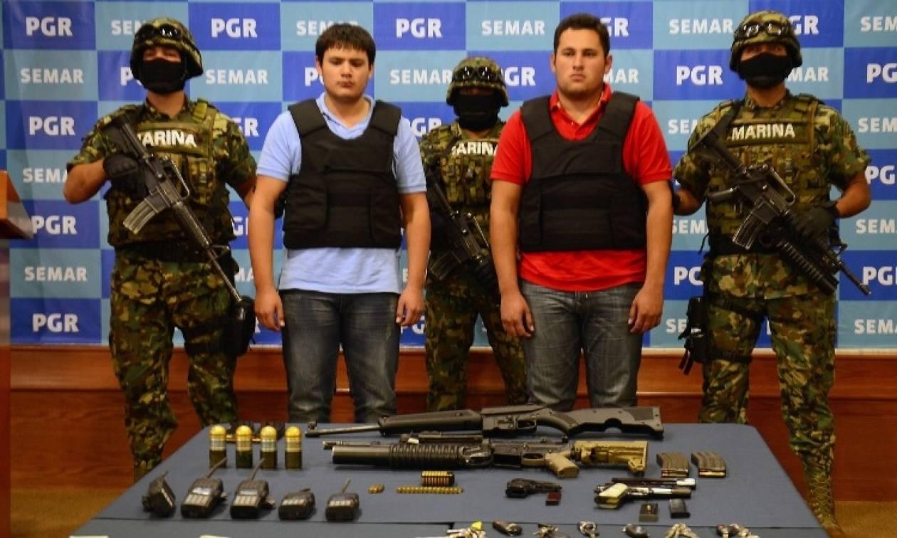 Μεξικό: Απελευθερώθηκε ο γιος του «Ελ Τσάπο» που είχε απαχθεί – Φόβοι για αντίποινα (Vid)