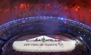 Ρίο 2016: Η εντυπωσιακή τελετή λήξης των Ολυμπιακών Αγώνων (pics+vid)