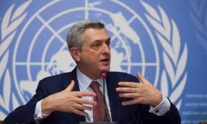 Στην Αθήνα την Τρίτη ο Ύπατος Αρμοστής του ΟΗΕ για τους πρόσφυγες