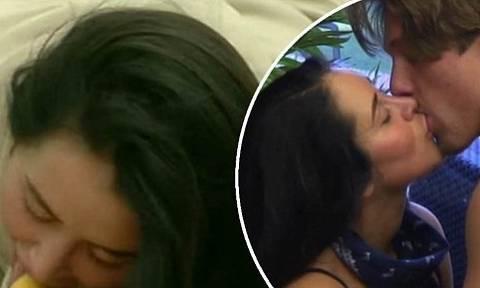 Σάλος με ακατάλληλες εικόνες: Έκανε στοματικό σεξ σε ζωντανή μετάδοση! (video+photos)