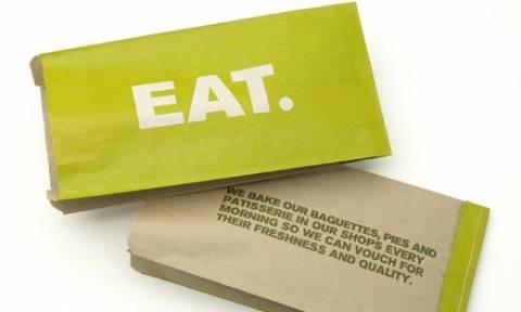 Μην πετάτε το περιτύλιγμα, φάτε το!