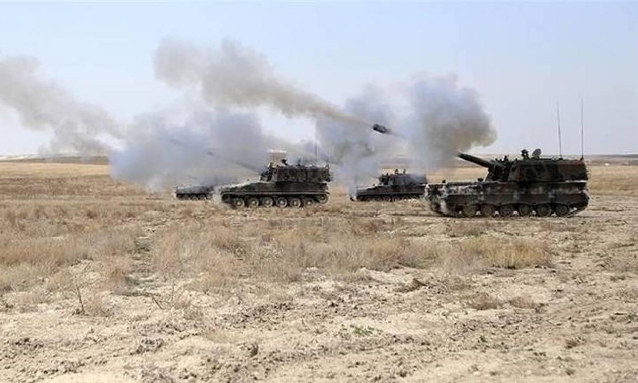 Η Άγκυρα βομβαρδίζει τον ISIS σε συριακό έδαφος σε αντίποινα για την τρομοκρατική επίθεση