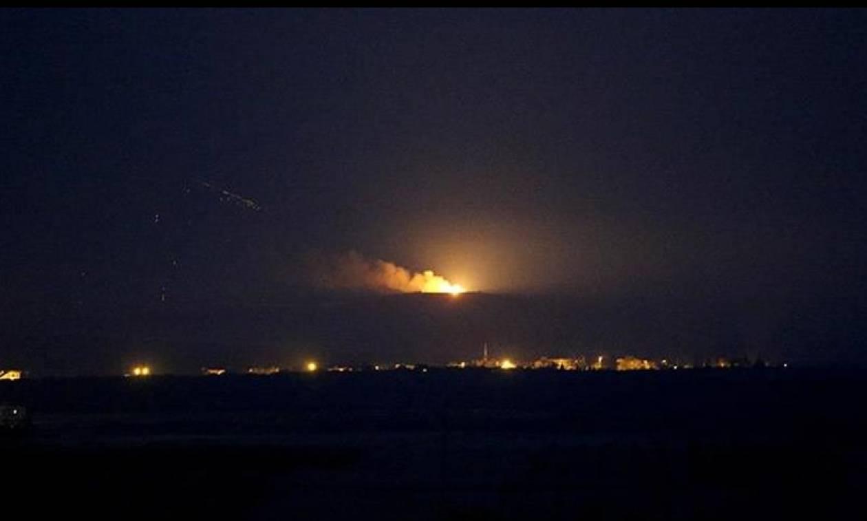 Συρία: Τουρκικά μαχητικά βομβαρδίζουν θέσεις του ISIS – Επιθέσεις και από εδάφους
