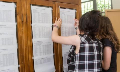 Βάσεις 2016: Ανακοινώθηκαν τα αποτελέσματα - Δείτε αναλυτικά τις βάσεις σε ΑΕΙ και ΤΕΙ