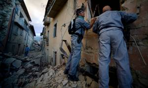Εκτίμηση «βόμβα» για τον σεισμό στην Ιταλία