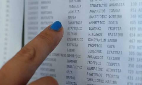 Βάσεις 2016: Δείτε ΕΔΩ τις βάσεις εισαγωγής για τα Γενικά Λυκεία - ΕΠΑΛΒ (παλαιό σύστημα)