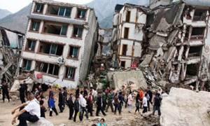 Φονικός σεισμός 6,8 Ρίχτερ στη Μιανμάρ (videos)