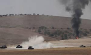 Βίντεο ντοκουμέντο: Η εισβολή των Τούρκων στη Συρία και η αντίδραση των μεγάλων δυνάμεων