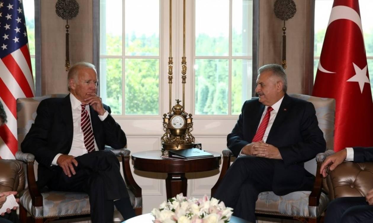 Μπάιντεν προς Τουρκία:  Η Ουάσινγκτον αξιολογεί όλα τα στοιχεία σε βάρος του Γκιουλέν