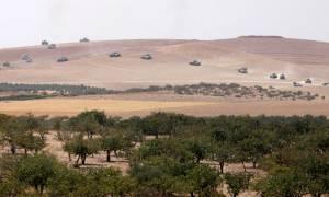 Τουρκία: Ο Πρωθυπουργός δηλώνει ότι η εισβολή στη Συριά έχει κύριο στόχο τους Κούρδους και όχι το IK