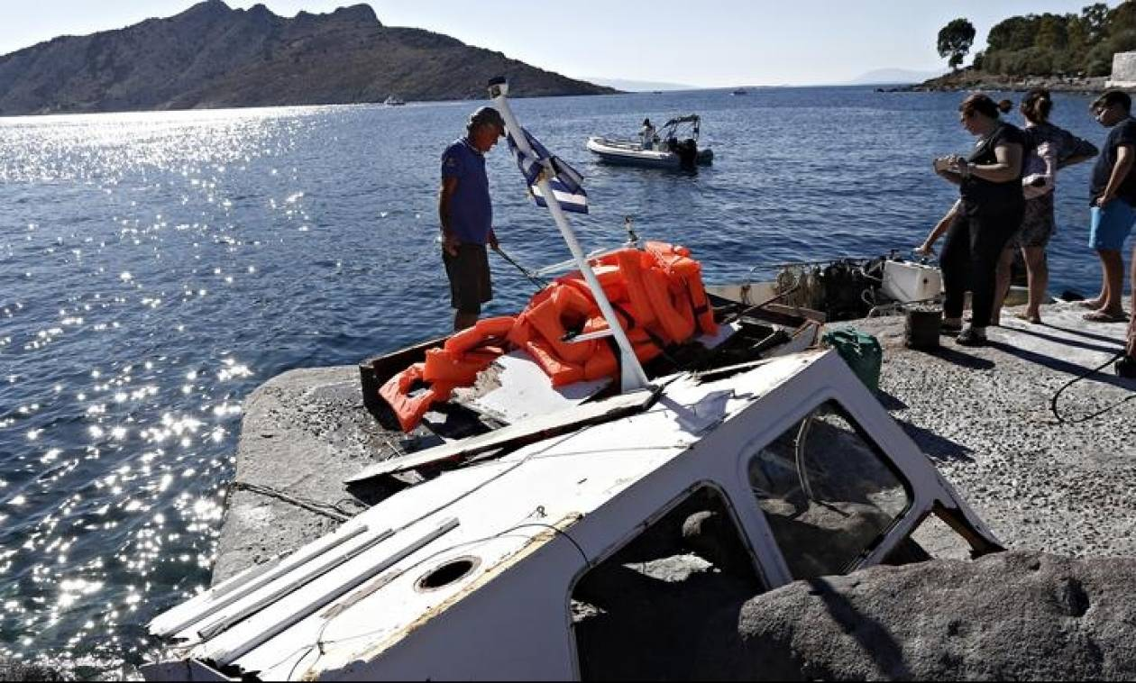 Αίγινα: Εντοπίστηκαν οι γυναίκες «μυστήριο» της ναυτικής τραγωδίας