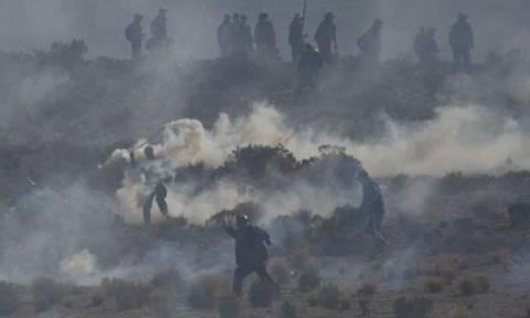 Βολιβία: Απεργοί ξυλοκόπησαν μέχρι θανάτου τον αναπληρωτή υπουργό Εσωτερικών (Pics & Vid)