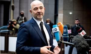 Μοσκοβισί: Η ελληνική κυβέρνηση ήθελε τον φόρο στο αγροτικό πετρέλαιο