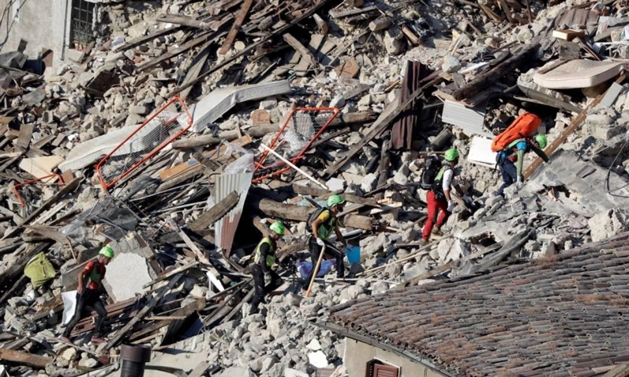 Σεισμός στην Ιταλία: Eπίδοξος πλιατσικολόγος πιάστηκε επ' αυτοφώρω