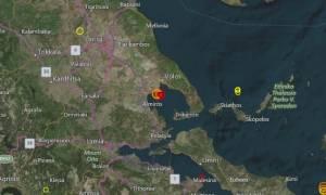 Σεισμός ταρακούνησε τα ξημερώματα το Βόλο