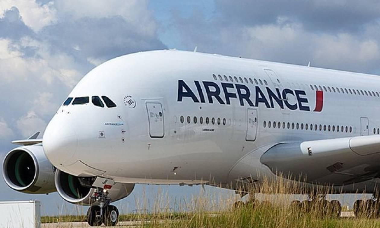 Ένα... ποντίκι καθήλωσε αεροσκάφος της Air France!