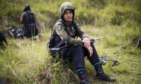 Κολομβία: Οι αντάρτες της FARC παραδίδουν τα όπλα έπειτα από 52 χρόνια (Vid)