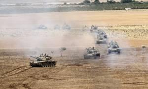 Τουρκική εισβολή στη Συρία: Τουλάχιστον 20 άμαχοι νεκροί σε τουρκικούς βομβαρδισμούς (Vid)