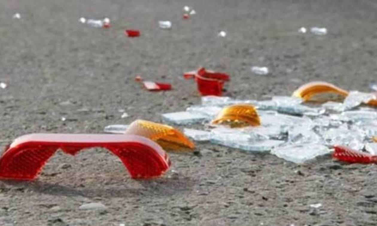 Θανατηφόρο τροχαίο στη Βέροια – Μία νεκρή και τρεις τραυματίες