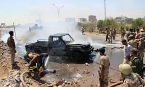 Αιματηρή επίθεση καμικάζι στην Υεμένη: Δέκα νεκροί