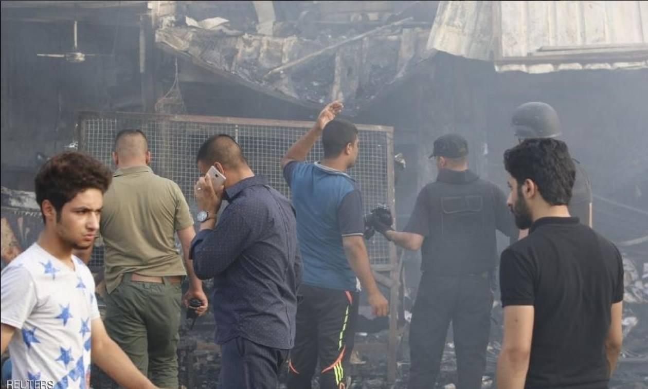 Ιράκ: Αιματηρή επίθεση αυτοκτονίας με τουλάχιστον 18 νεκρούς