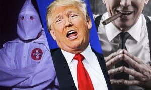 ΗΠΑ: Νέο μήνυμα στήριξης του Ντόναλντ Τραμπ από την Κου Κλουξ Κλαν (Vid)