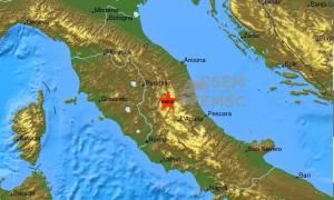 Νέος σεισμός 4,1 Ρίχτερ στην Ιταλία