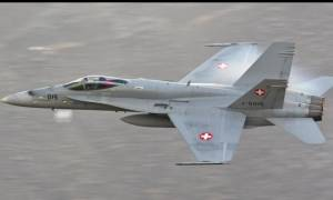 Βρέθηκαν τα συντρίμμια του μαχητικού - Αναζητείται ο πιλότος