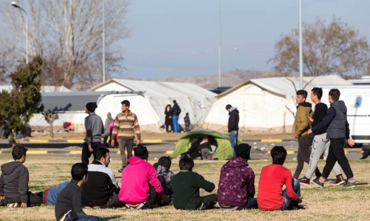 Δύο νέα περιστατικά προσφύγων με ηπατίτιδα Α στη Βόρεια Ελλάδα