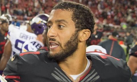 ΗΠΑ: Σάλος από την άρνηση αθλητή να σεβαστεί τον εθνικό ύμνο ως διαμαρτυρία για τον ρατσισμό (Vids)